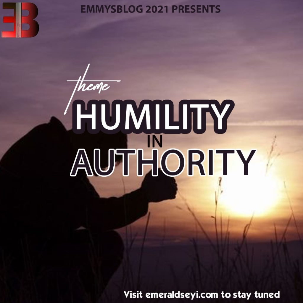 Humility in Authority